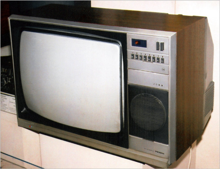 Old Soviet TV Sets 31