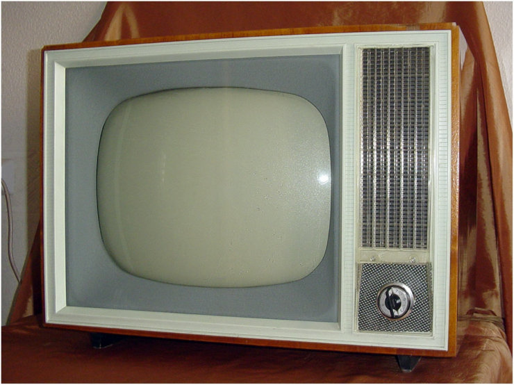 Old Soviet TV Sets 5