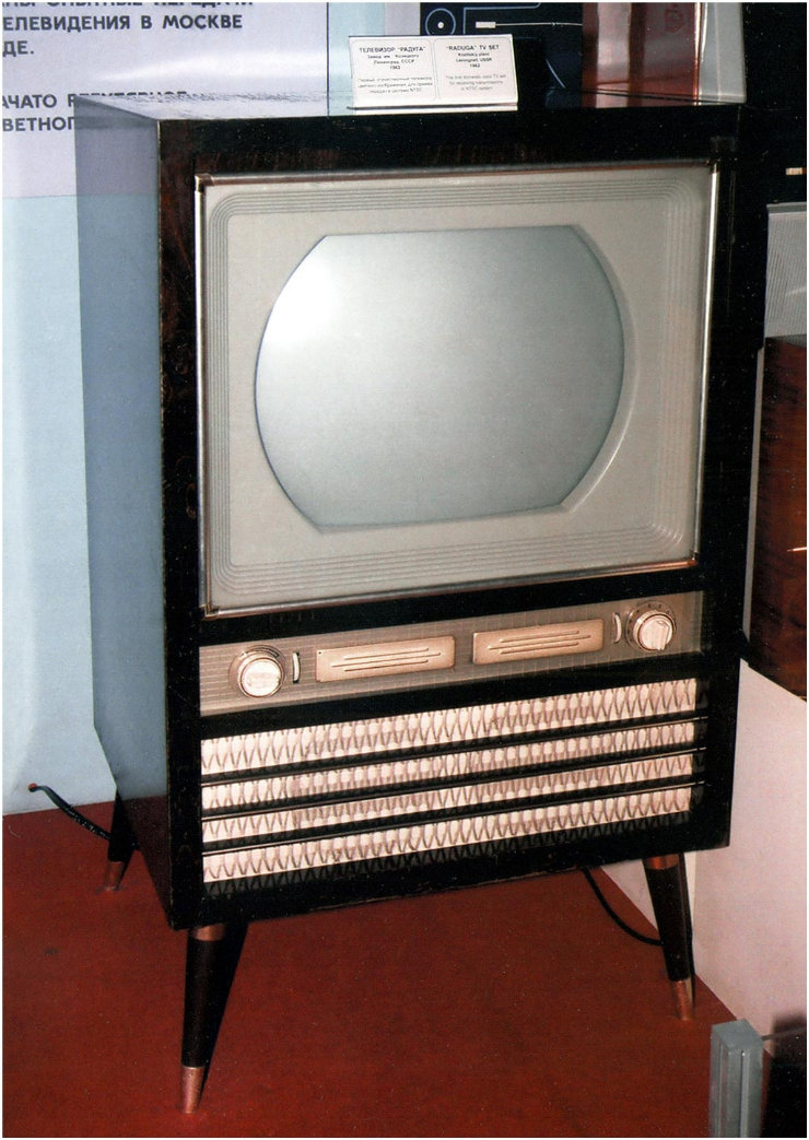 Old Soviet TV Sets 7