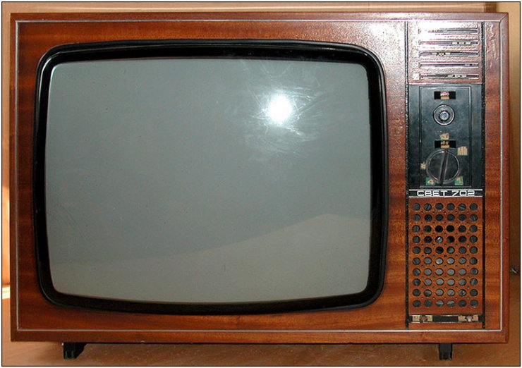 Old Soviet TV Sets 8