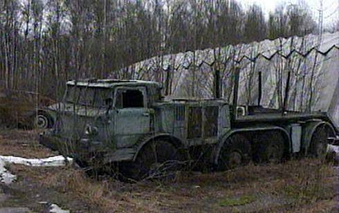 old russian monster trucks 1