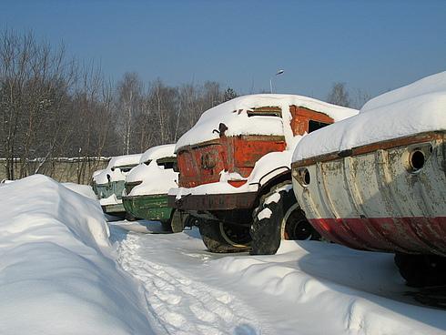 old russian monster trucks 8