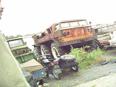 old russian monster trucks 9