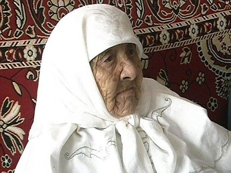 World oldest woman, comes from Kazakhstan, Russia 3