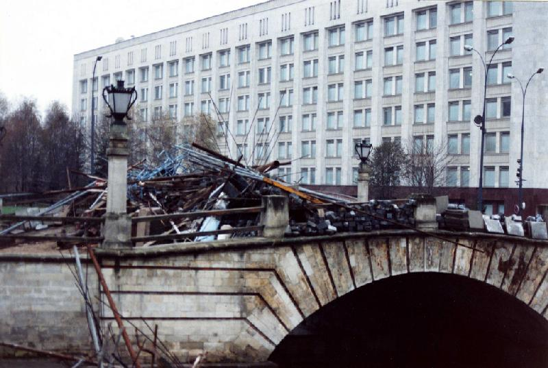 On the Threshold of the Soviet Union Collapse