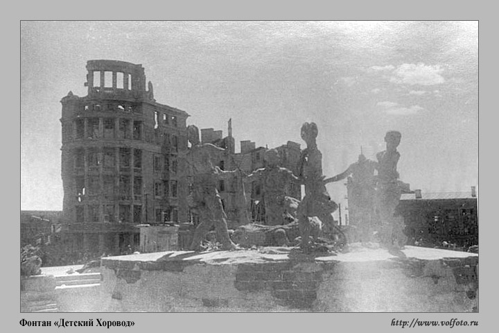 Russian city after war 5
