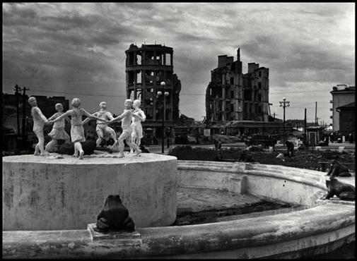 Russian city after war 8