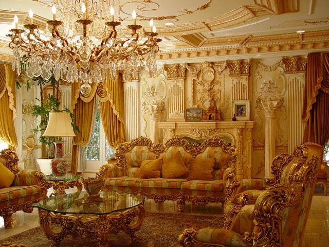 The private house of the former Secretary of Health Care of Azerbaijan 12