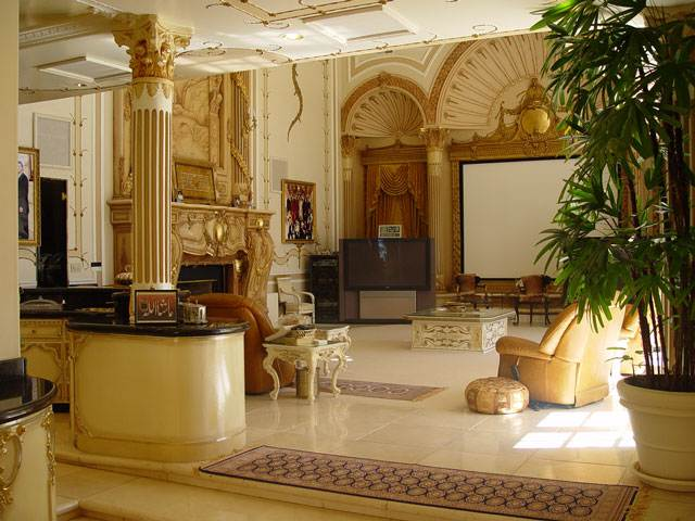 The private house of the former Secretary of Health Care of Azerbaijan 6