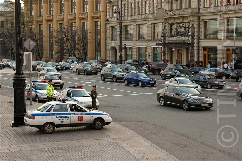 Russian parade in Moscow 3
