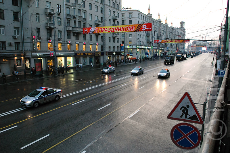 Russian parade in Moscow 5