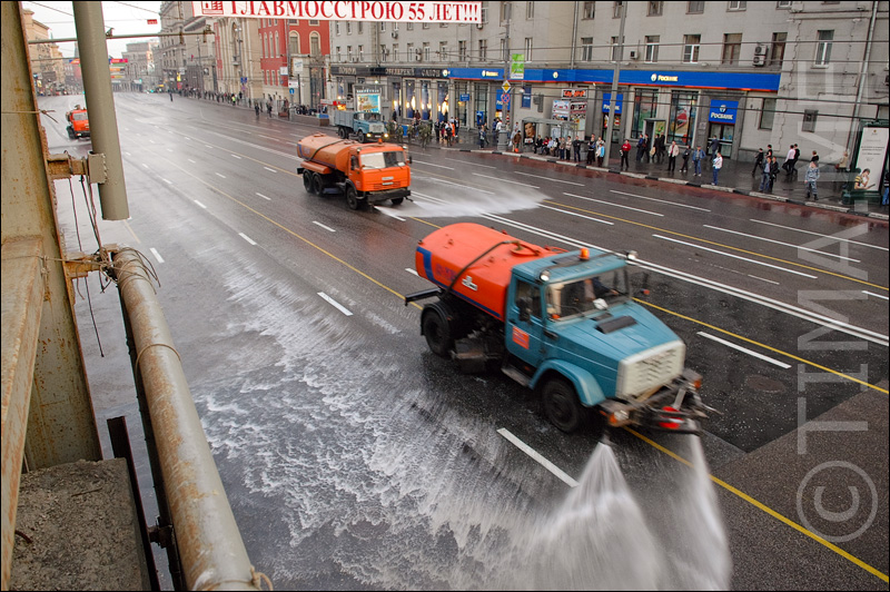 Russian parade in Moscow 6