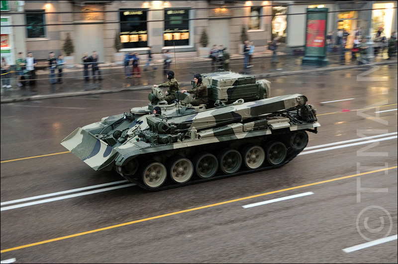 Russian parade in Moscow 7