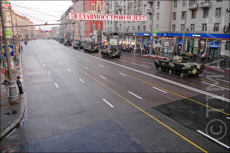 Russian parade in Moscow 10