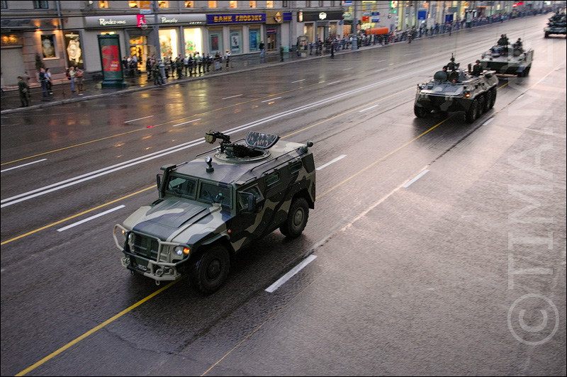Russian parade in Moscow 11