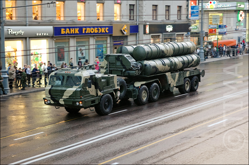 Russian parade in Moscow 13