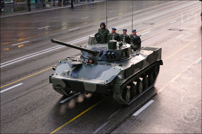 Russian parade in Moscow 15
