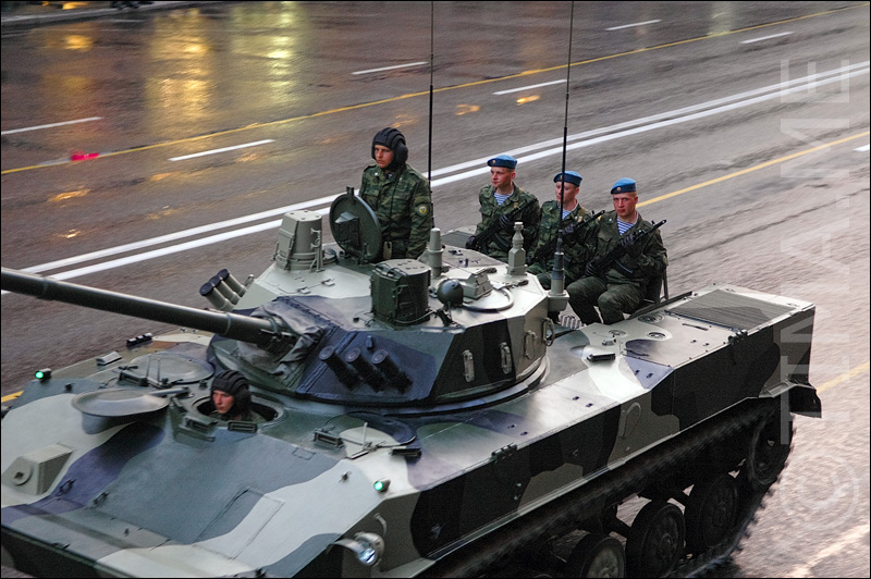 Russian parade in Moscow 16