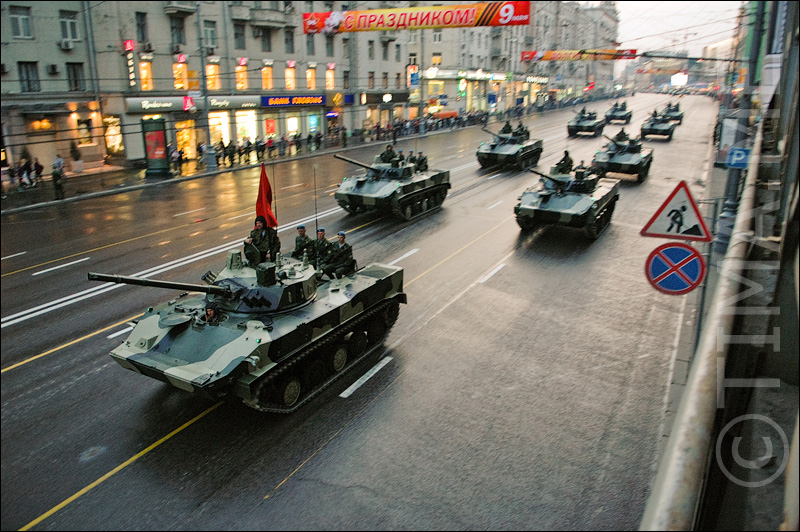Russian parade in Moscow 33