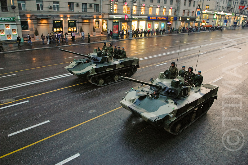 Russian parade in Moscow 35