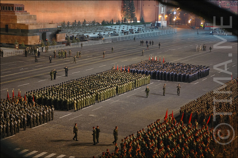 Russian parade in Moscow 42