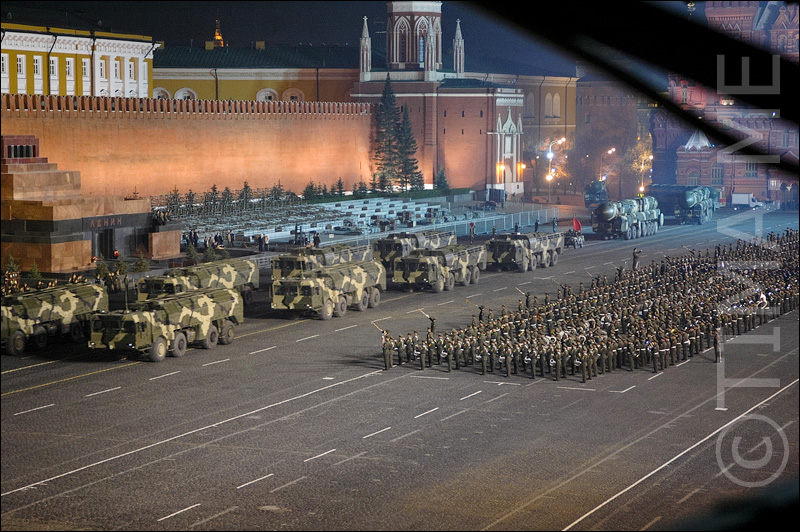 Russian parade in Moscow 56