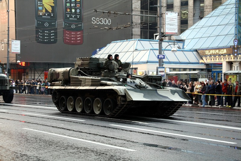 Russian parade in Moscow 62