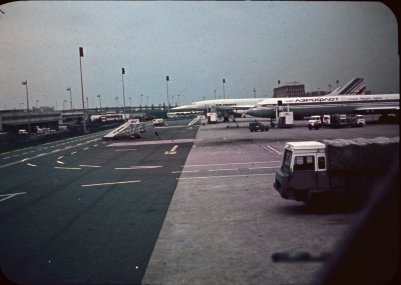 Paris in 1970
