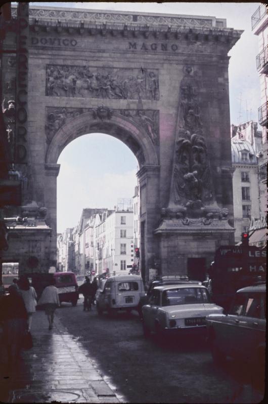 Paris in 1970 16
