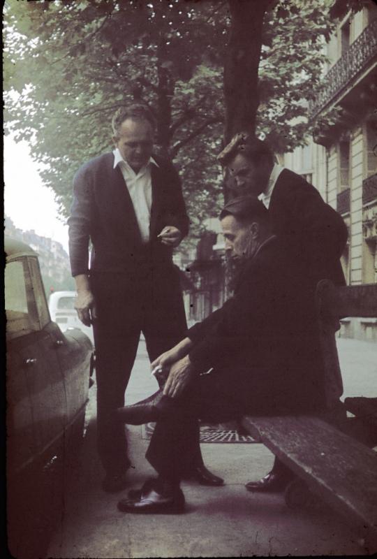 Paris in 1970 22