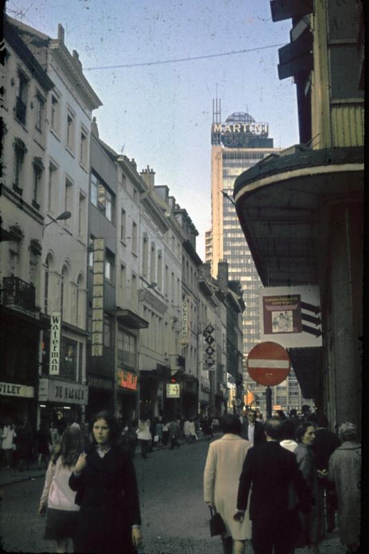 Paris in 1970 7