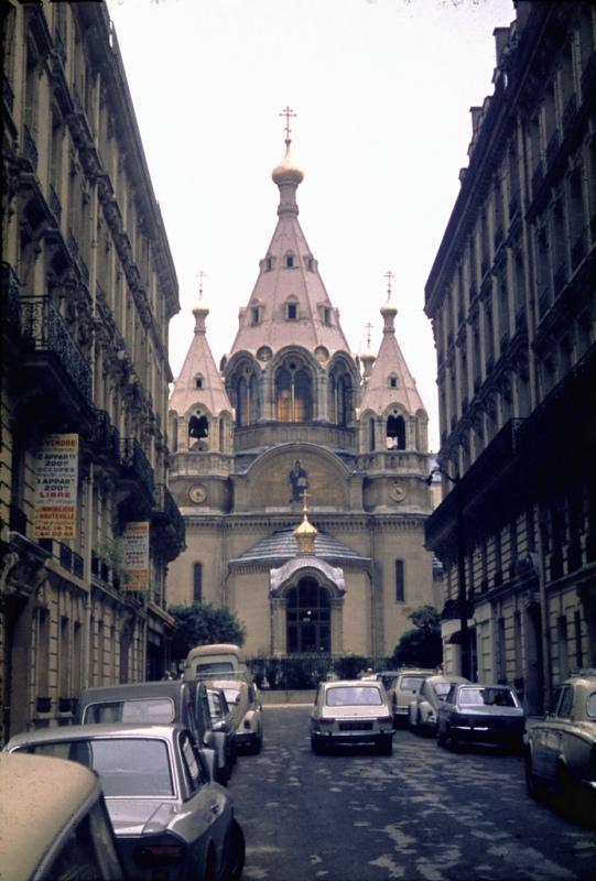 Paris in 1970 8