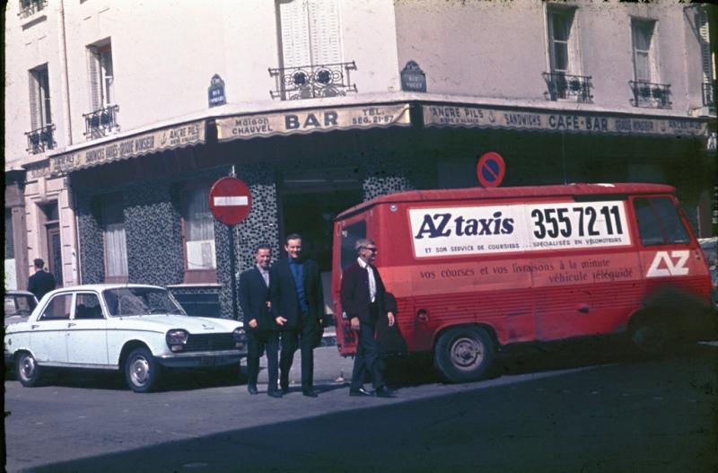 Paris in 1970 9