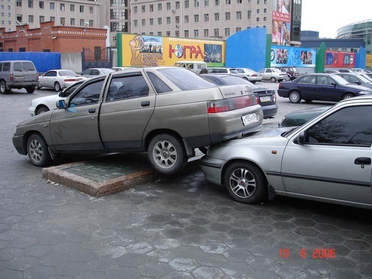 car parking in Russia 11