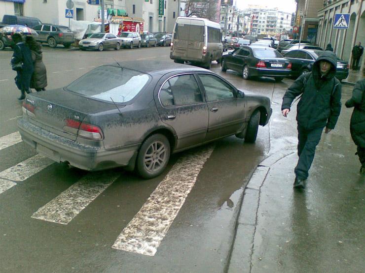 car parking in Russia 13