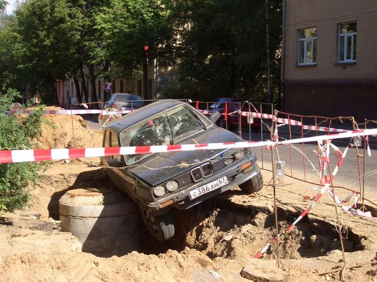car parking in Russia 15