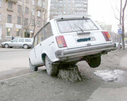 car parking in Russia 18