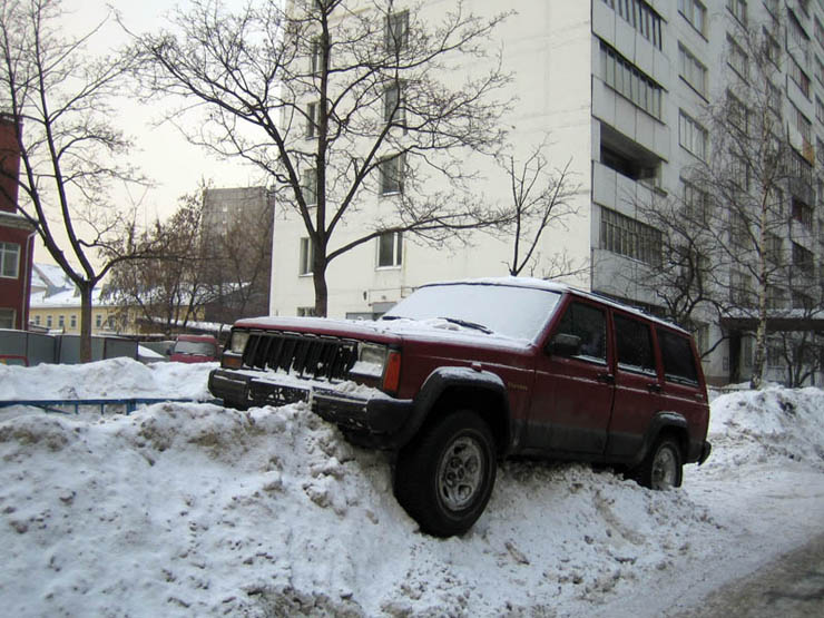 car parking in Russia 20