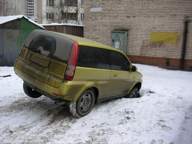 car parking in Russia 23