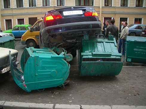 car parking in Russia 29