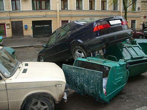 car parking in Russia 30