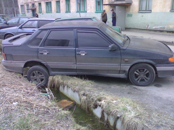 car parking in Russia 5
