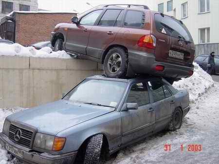 car parking in Russia 6