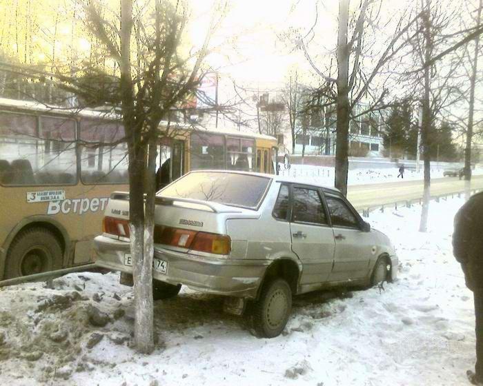 car parking in Russia 7
