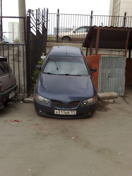 Russian parking 2