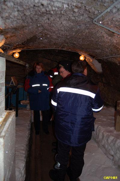 Russian permafrost museum  20