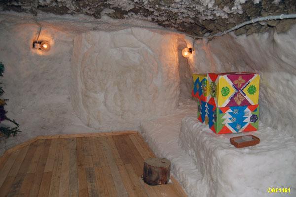 Russian permafrost museum  23