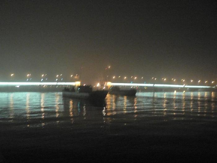 St. Petersburg bridges at night 24