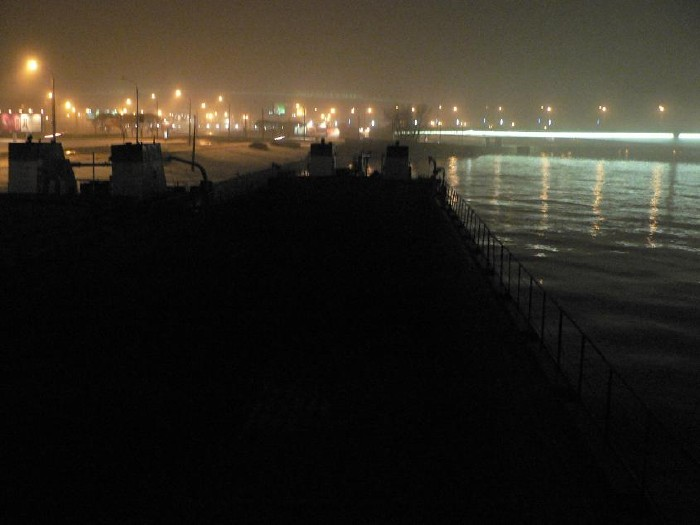 St. Petersburg bridges at night 25