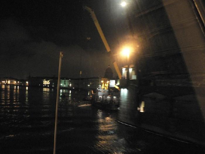 St. Petersburg bridges at night 5